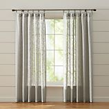 Lindstrom Grey Curtains