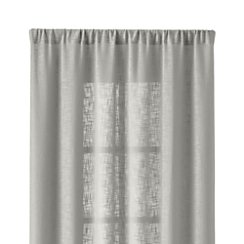 "Lindstrom Grey 48""x108"" Curtain Panel"