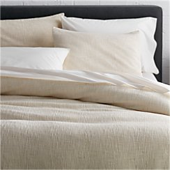 Lindstrom Ivory Full/Queen Duvet Cover