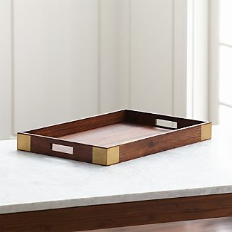 Linton Rectangular Tray