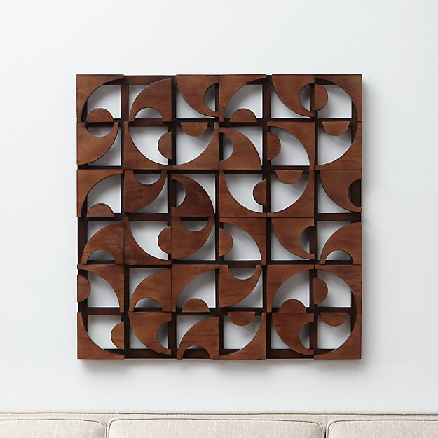 crate and barrel wall decor - 28 images - chimes metal ...