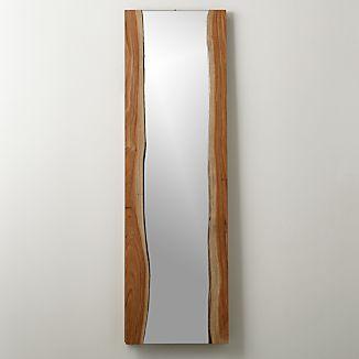 Floor Mirrors Crate And Barrel