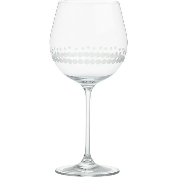Livi Red Wine Glass