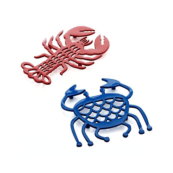 LobsterCrabTrivetsGroupS15