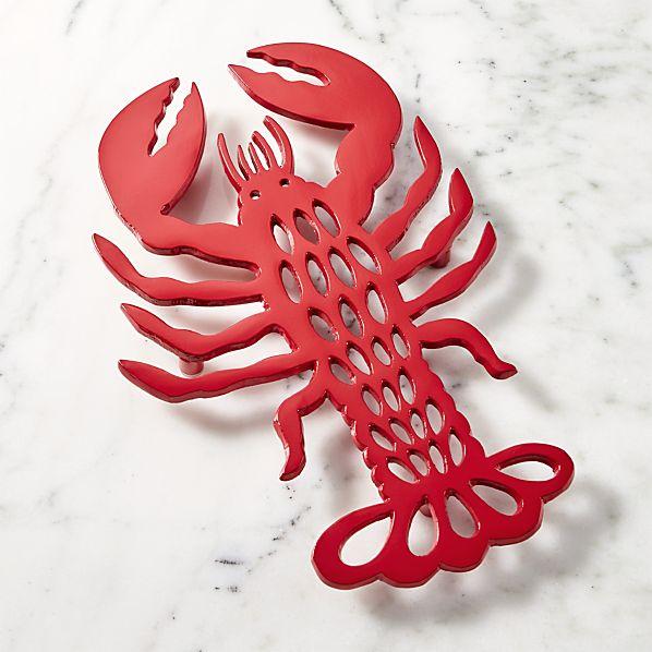 LobsterTrivetRedSHS17