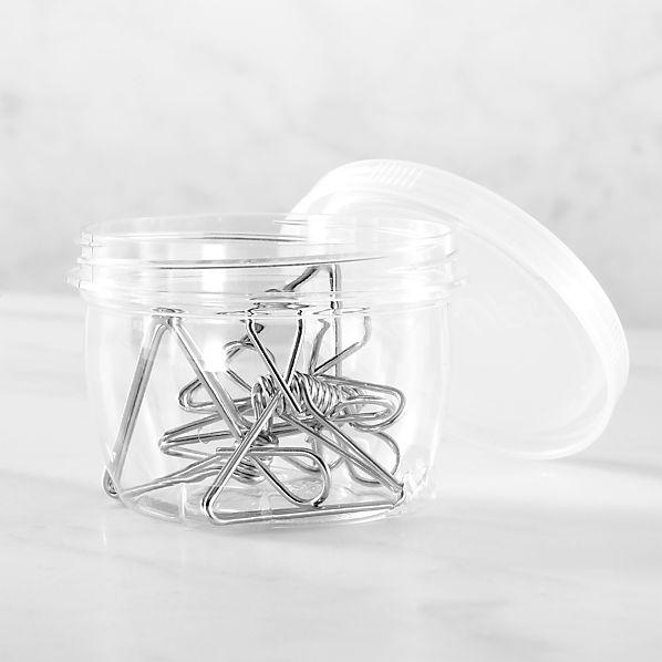 Medium Lock Up Jar with Lid