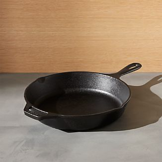 "Lodge ® Cast Iron 10.25"" Skillet"