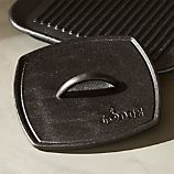 Lodge ® Cast Iron Square Panini Press