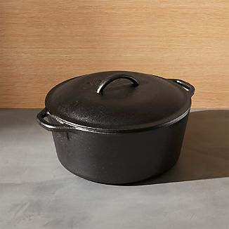 Lodge ® Cast Iron 5qt. Dutch Oven