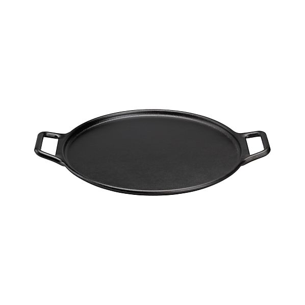 Lodge ® Cast Iron Pizza Pan