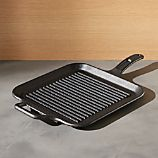 Lodge ® Cast Iron Grill Pan