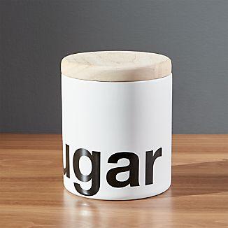 Loft Sugar Canister