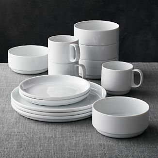 Logan Stacking Dinnerware