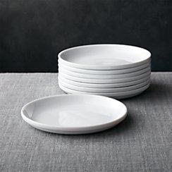 Set of 8 Logan Stacking Salad Plates