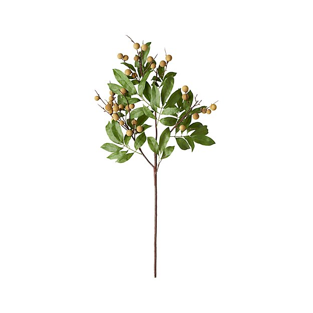 Longan Artificial Flower Stem