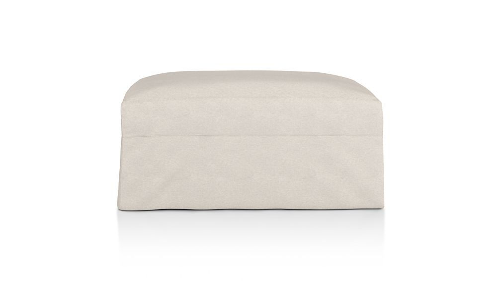 """Slipcover Only for Lounge 37"""" Ottoman"""