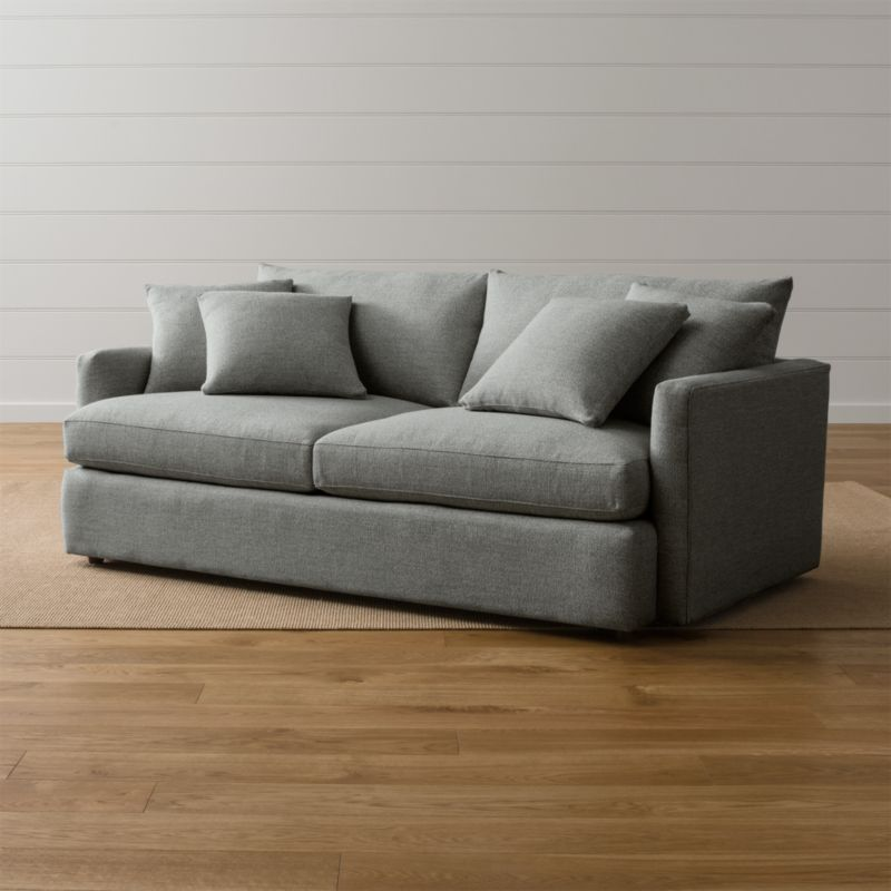 Lounge Ii Deep Couch Crate And Barrel