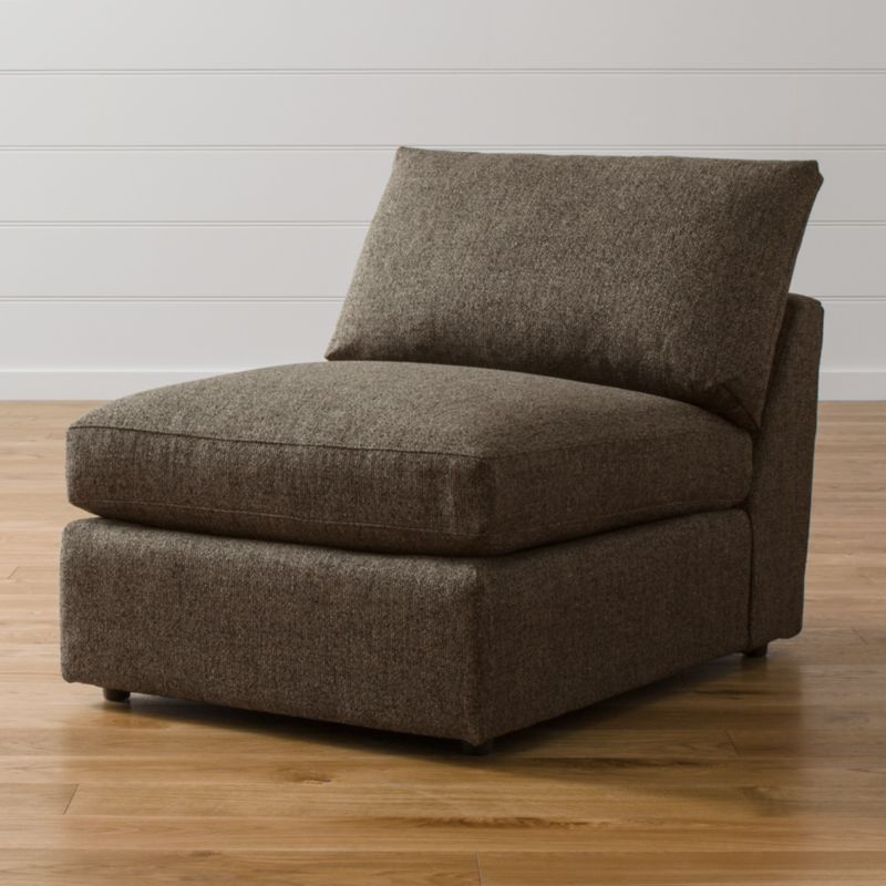 "Lounge II Armless 32"" Chair"