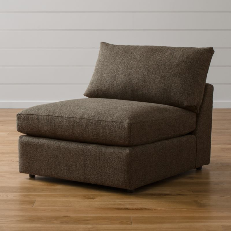 "Lounge II Armless 37"" Chair"