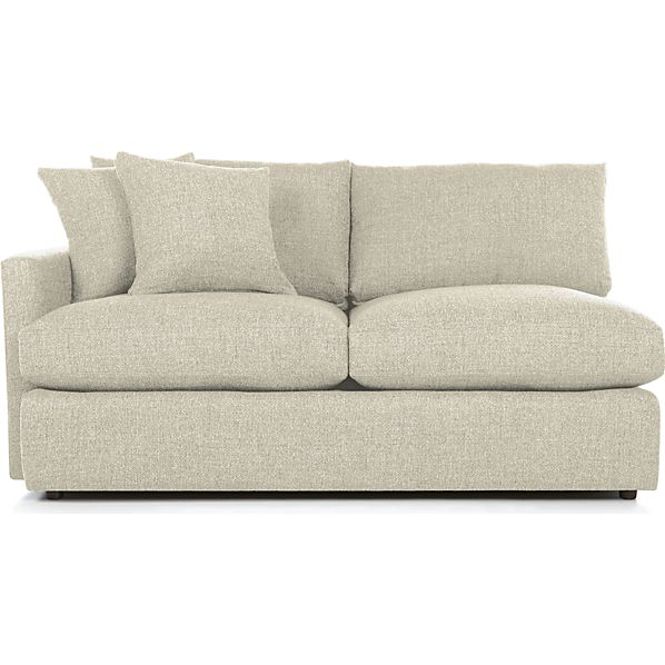 Lounge II Left Arm Apartment Sofa
