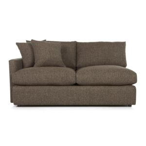 Lounge II Left Arm Sectional Apartment Sofa