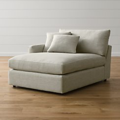 Lounge II Left Arm Sectional Chaise