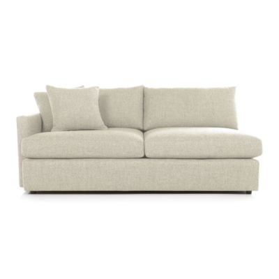 Lounge II Left Arm Sectional Sofa