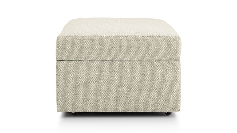 Lounge II Storage Ottoman with Tray