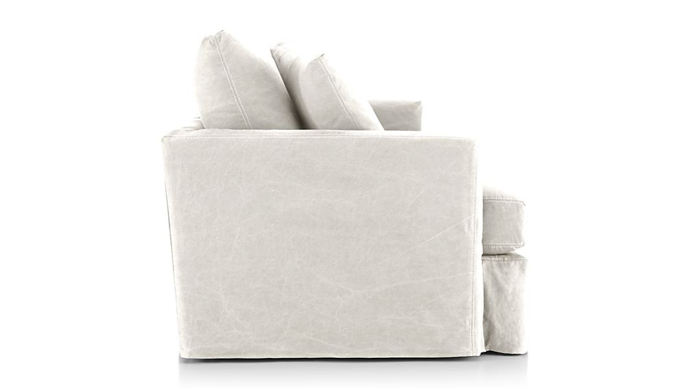 Slipcover Only for Lounge II Petite Storage Ottoman