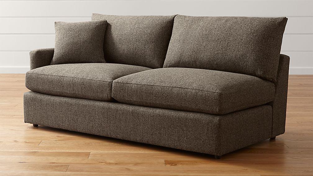 Lounge II Petite Left Arm Sofa