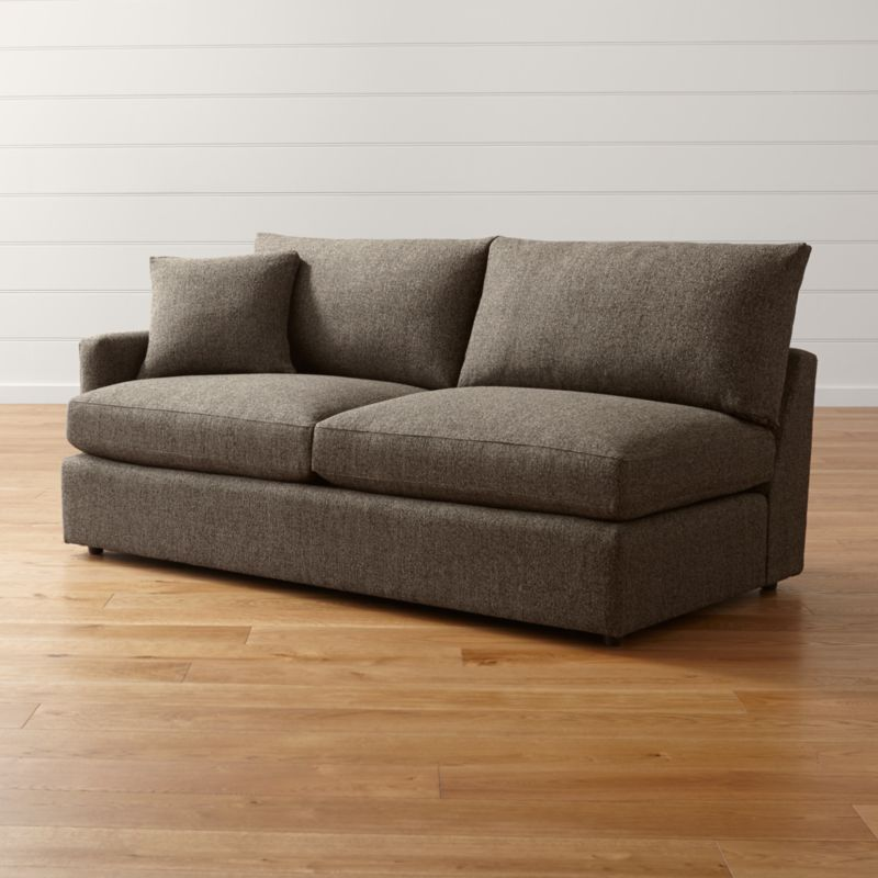 Lounge II Petite Left Arm Sofa