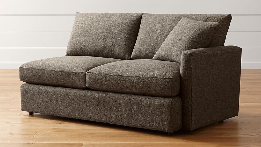 Lounge II Petite Right Arm Apartment Sofa