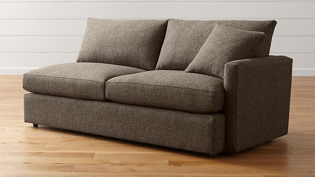 Lounge II Petite Right Arm Sofa