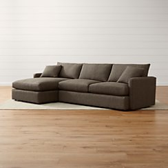 Lounge II Petite 2-Piece Sectional Sofa
