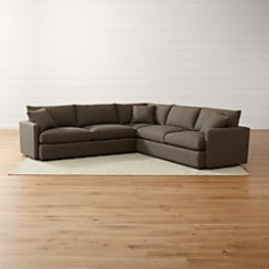 Lounge II Petite 3-Piece Sectional Sofa