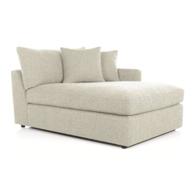 Lounge II Right Arm Sectional Chaise