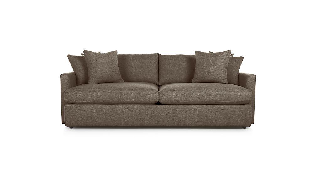 Lounge Ii Large Deep Sofa Crate And Barrel