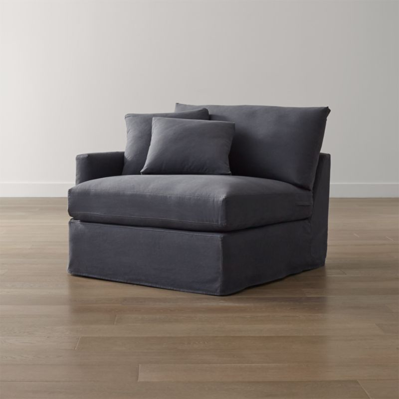 Slipcover Only for Lounge II Left Arm Chair