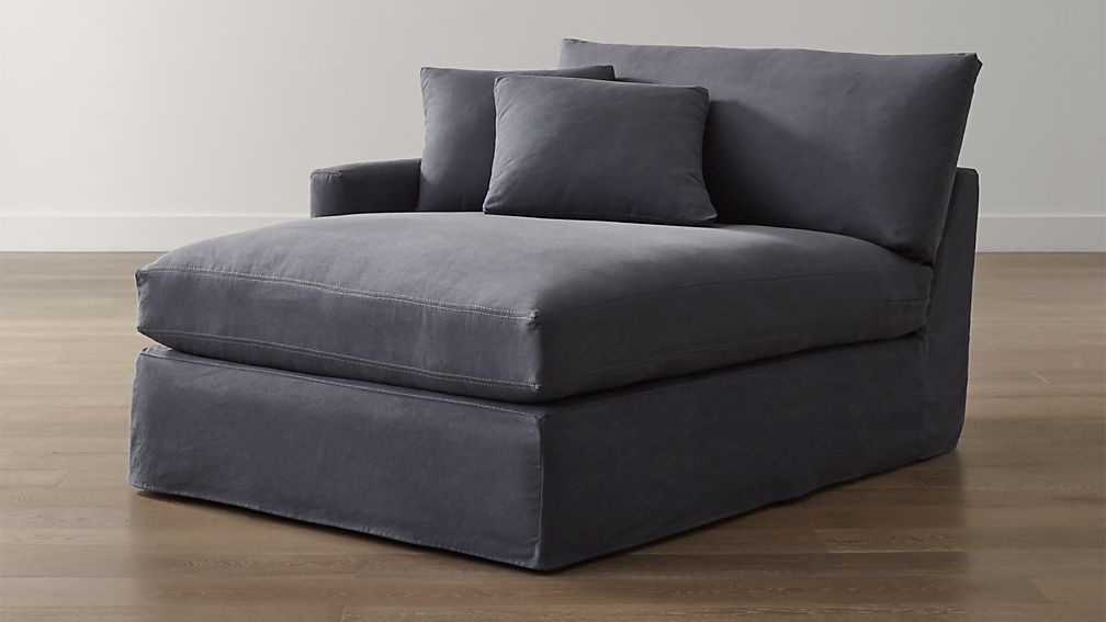 Slipcover Only for Lounge II Left Arm Chaise