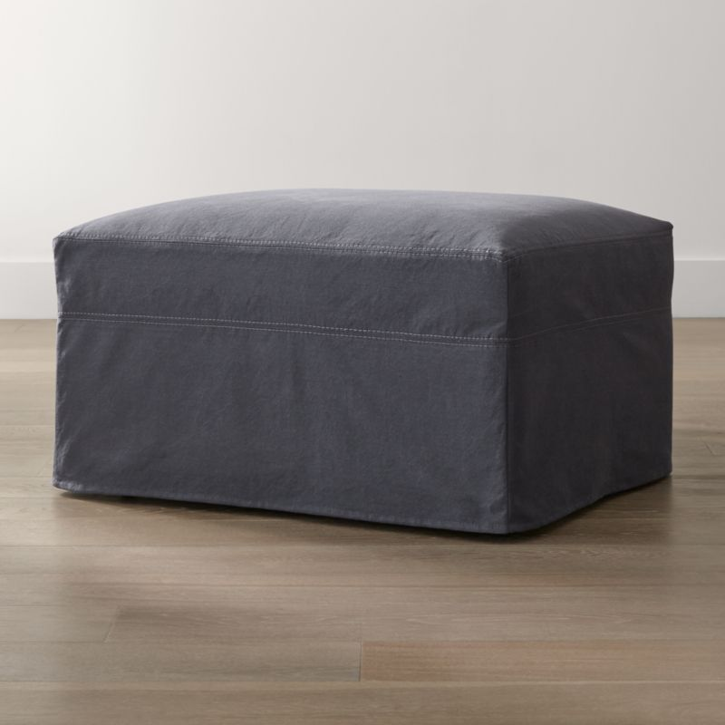 "Slipcover Only for Lounge II 32"" Ottoman"