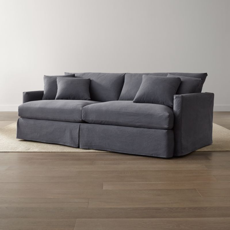 "Slipcover Only for Lounge II 93"" Sofa"