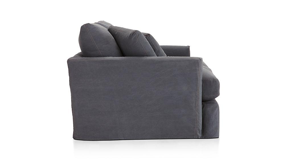 Lounge II Slipcovered Apartment Sofa