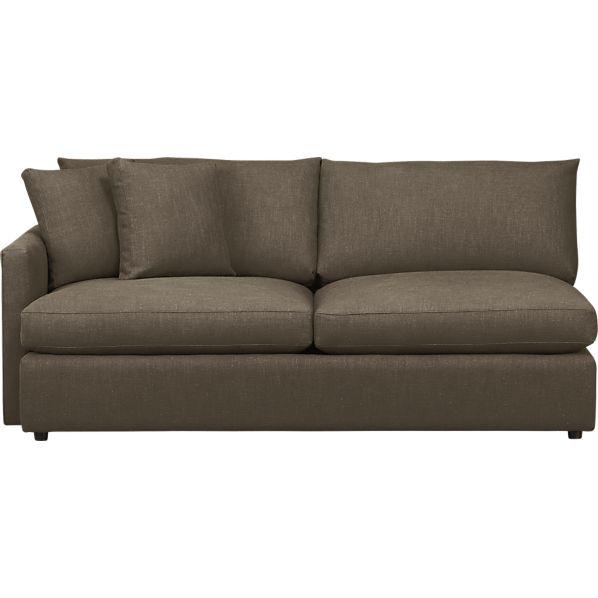 Lounge Left Arm Sectional Sofa