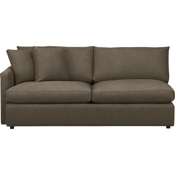Lounge Left Arm Sectional Sofa