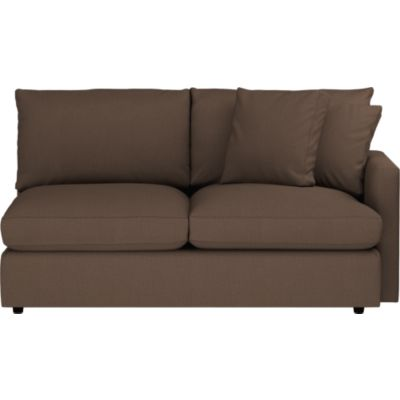 Lounge Right Arm Sectional Apartment Sofa