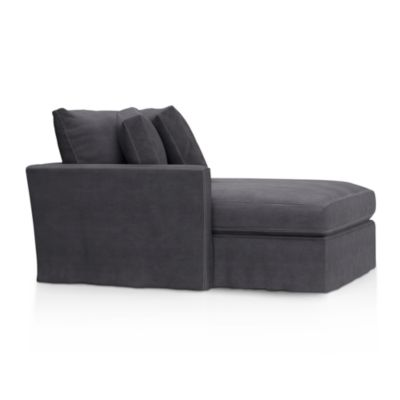 Slipcover Only for Lounge Left Arm Sectional Chaise