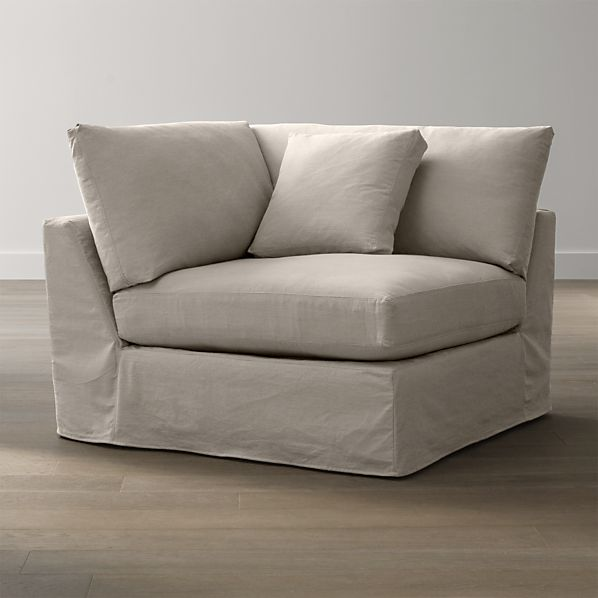 Slipcover Only for Lounge Corner Chair