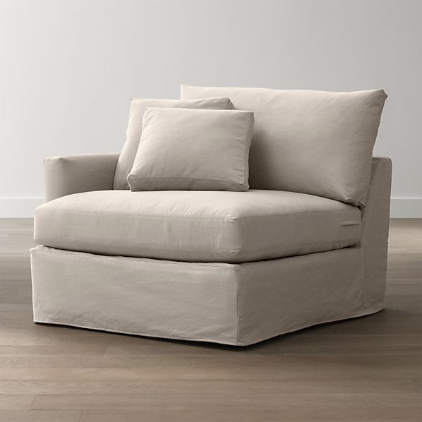 Slipcover Only for Lounge Left Arm Chair