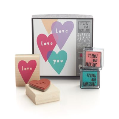 Love You Stamp Set