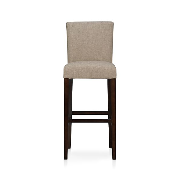 "Lowe Khaki 30"" Bar Stool"
